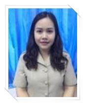 นางสาวเสาวรีย์ เจียจิระพาณิชย์ ผุู้ช่วยเจ้าพนักงานการเงินและบัญชี