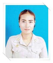 นางสาวโชติกา คูณย่าอุปภัมภ์ ผู้ช่วยครูผู้ดูแลเด็กอนุบาลและปฐมวัย